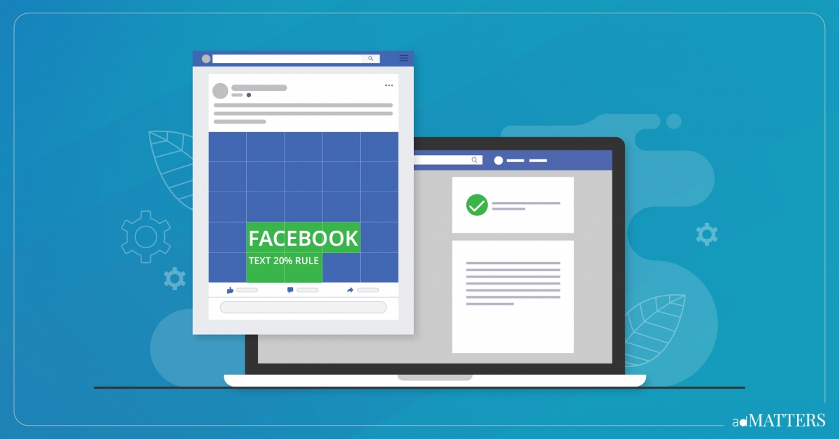 What is Facebook Text 20% Rule