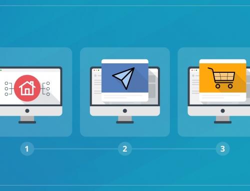 ความแตกต่างระหว่าง Homepage, Landing Page และ Sale Page